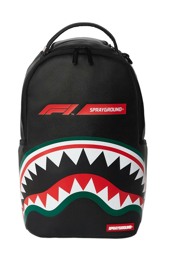 Sprayground Formula 1 Official Race Team backpack (DLXV)