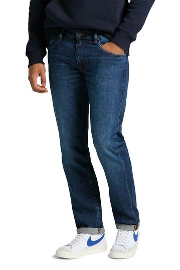 Lee Daren zip fly jeans regular straight - mid foam