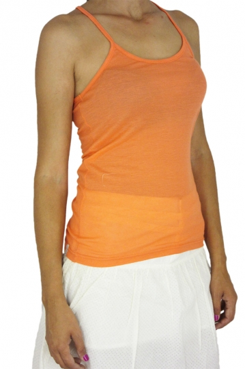 Insight women's strappy top coral