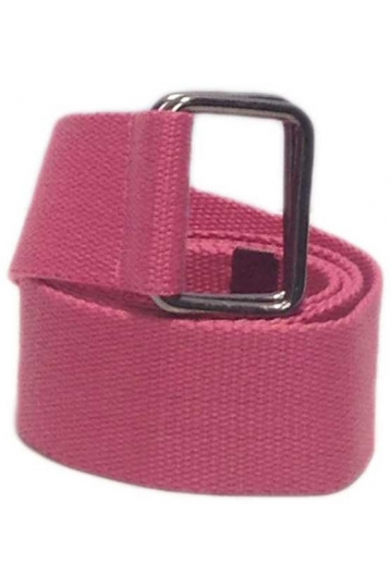 Cotton belt in pink