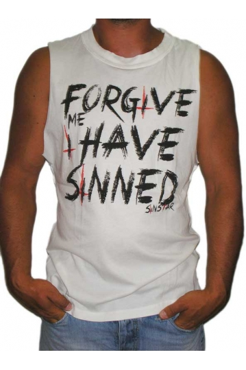 Sinstar Forgive men's tank top