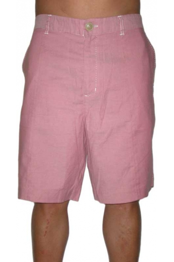 Insight men's chino shorts in pink