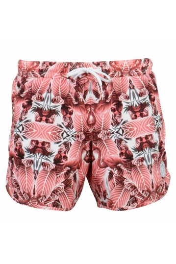 Supremacy Tropical leaf men's swim shorts