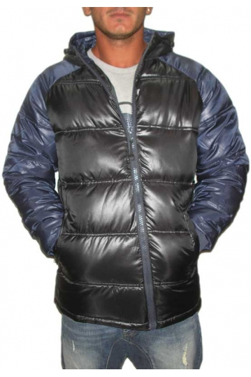 Humor Jorg men's quilted jacket with hood