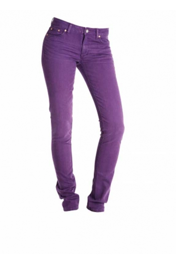 Wesc women's purple jeans Mandy