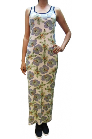 Bellfield maxi floral dress Ana