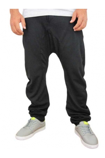 Humor Santiago men's sweatpants in black