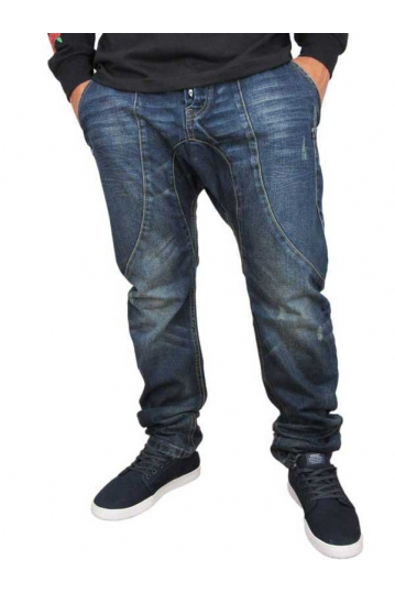 Humor jeans Zanka dark blue faded