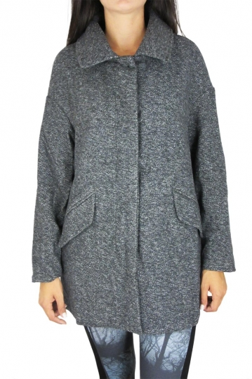 Mishmash women's coat Gosig grey