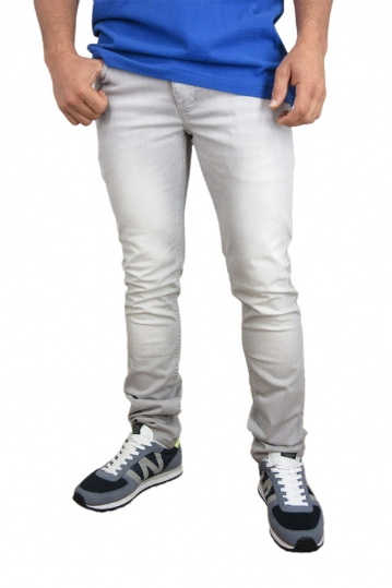 Humor Nigel skinny fit jeans in light grey