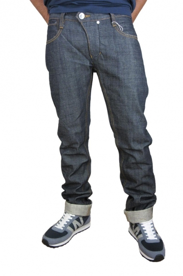 Humor men's raw jeans Jalle