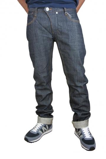 Humor men's raw jeans Jalle