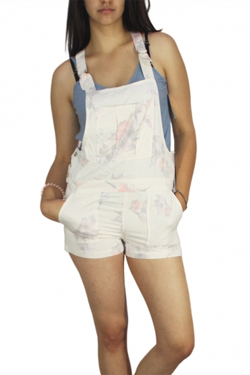 Obey overall short Maven natural