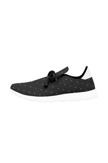 Men's Native shoes Apollo jiffy black/polka dot