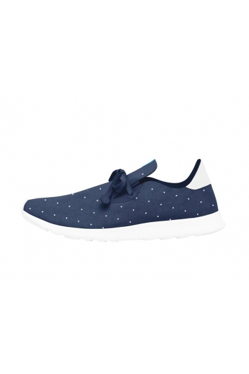 Men's Native shoes Apollo regatta blue/polka dot