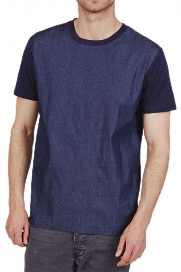 Minimum men's t-shirt Kurt navy