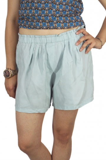 Minimum women's shorts Eria in surf mint