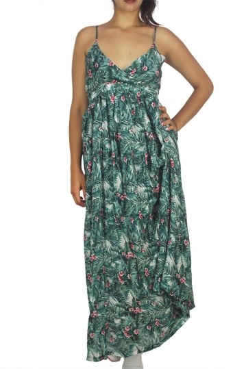 Mismash Voyge empire maxi dress