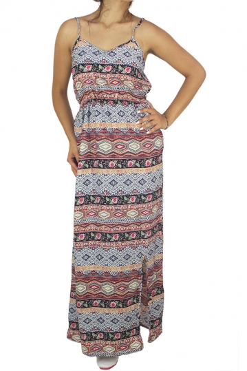 Smash Sunshine maxi dress with cami straps