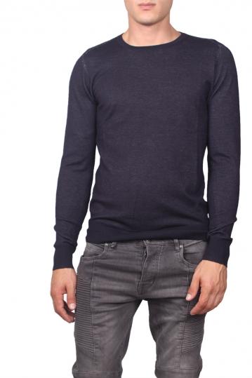 Ryujee Palma men's sweater navy
