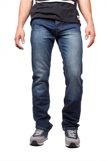 Bellfield Nevada delphus straight fit jeans