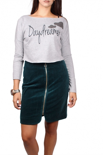 Migle + me crop sweatshirt Daydreamer
