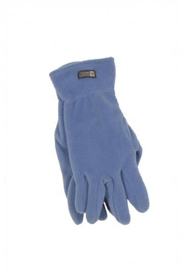 Φλις γάντια γαλάζια