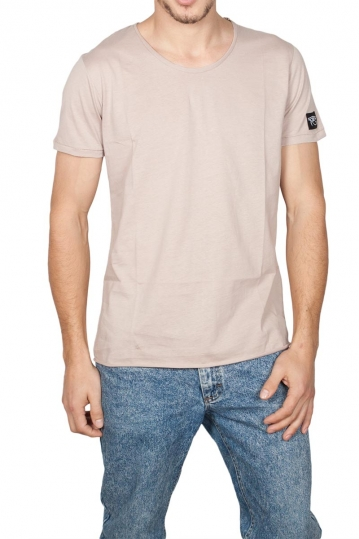 Oyet men's T-shirt ecru