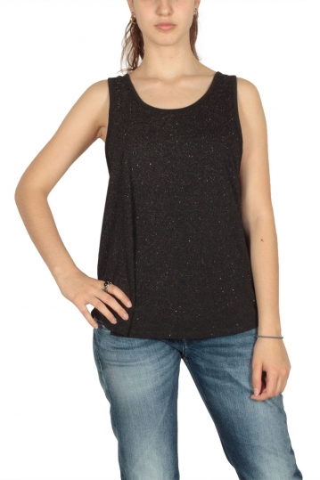 Bellfield women's black vest