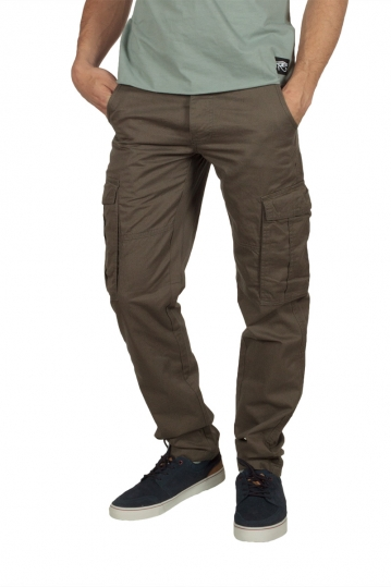 Gnious cargo pants Alber in dusty olive