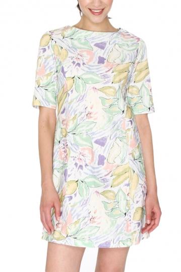 Pepaloves Esther mini dress pastel colors