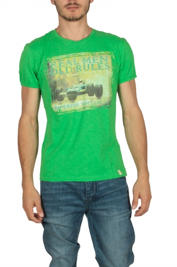 Superior Vintage men's t-shirt green