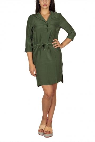 Soft Rebels Me tunic dress olive