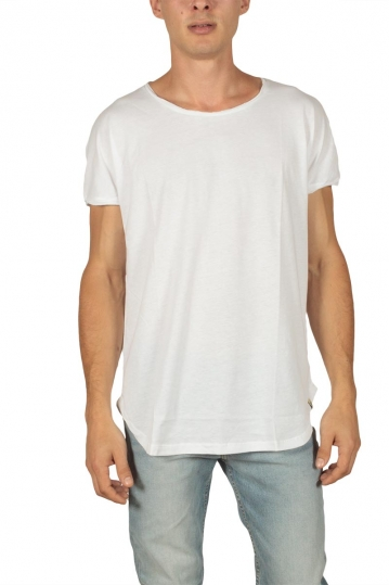French Kick men's t-shirt Raw white