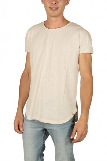 French Kick men's t-shirt Raw beige