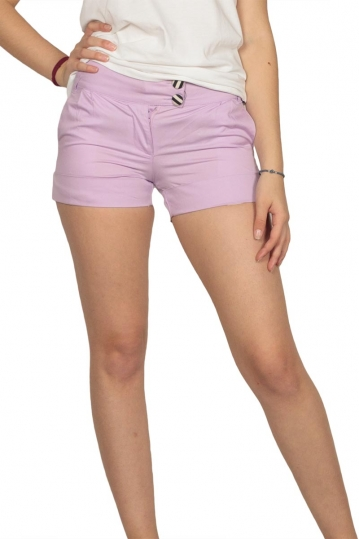 Insight women's shorts purple