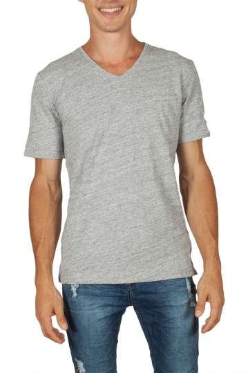 Minimum Earlham men's t-shirt grey melange