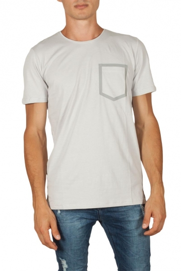 Minimum Grimson men's t-shirt harbor mist