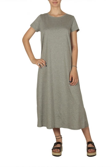 Minimum Karine maxi dress grey melange