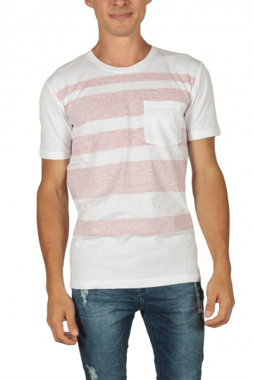 Minimum Kintara men's t-shirt white-red