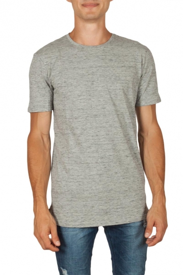 Minimum Phill men's t-shirt grey melange
