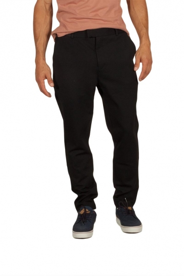 Anerkjendt Bodan chino pants black