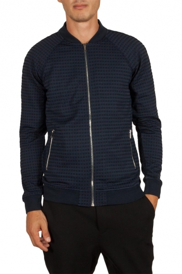 Anerkjendt Iden sweat jacket total eclipse