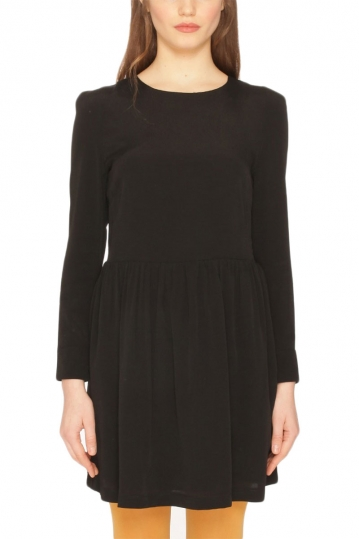 Pepaloves Charlotte mini dress black
