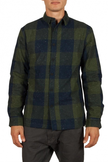Anerkjendt Chandler check shirt rosin