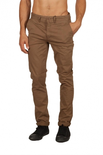 Globe Goodstock chino pants brown