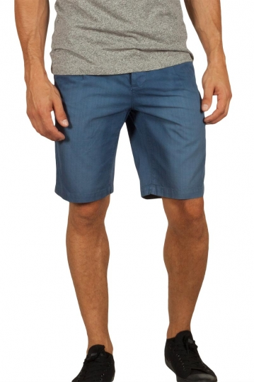 Humor Nieder men's chino shorts blue