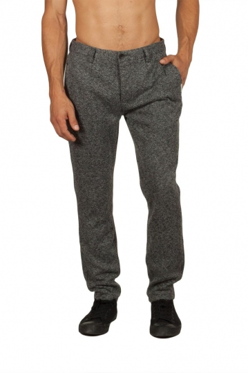 The Nordic Oscar pants black melange