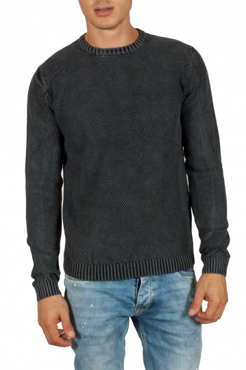 Ryujee Piero jumper dark grey