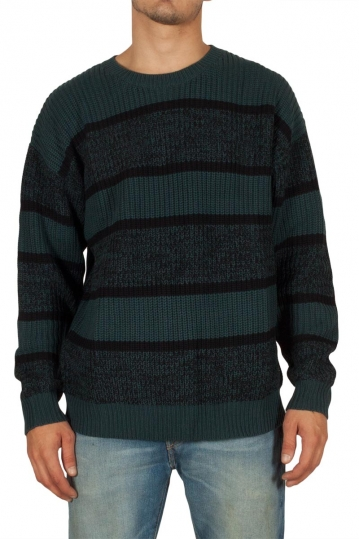 Globe Horizons men's jumper petrol-black
